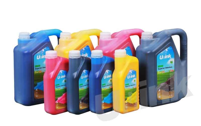 E0-EPS Superior Odorless Eco Solvent Ink