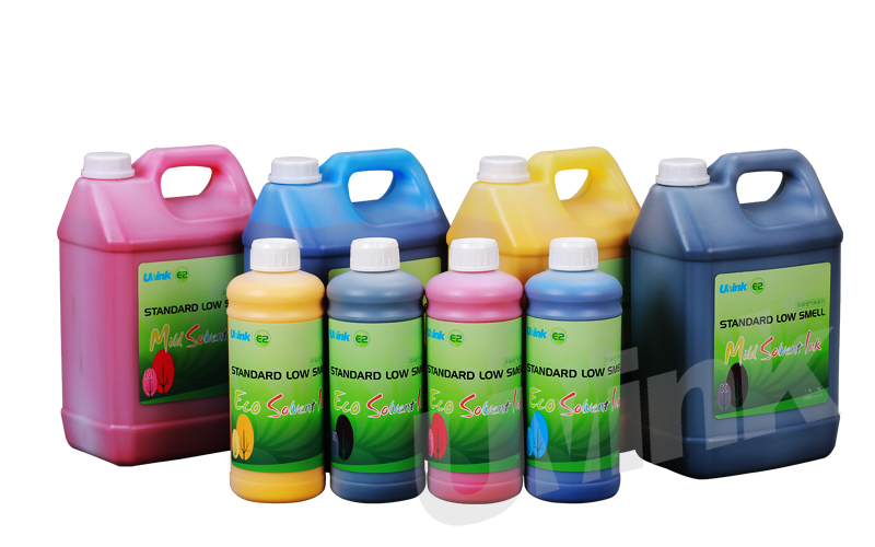 E2-EPS  Standard Low Smell Eco Solvent Ink