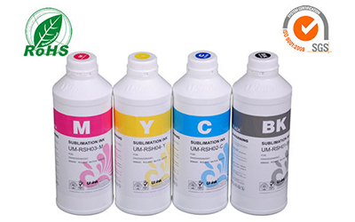 High quality sublimation ink fo
